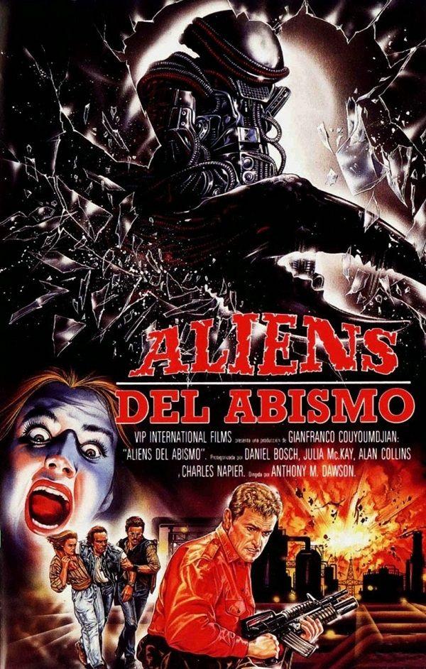Alien From The Deep Alien Degli Abissi 1989