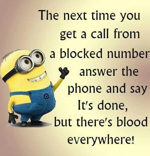 Ik haat het gebeld worden met een onbekend nummer. Je hebt toch niks te verbergen? Of wel soms?
