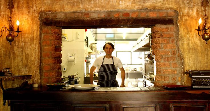 New restaurants in Cape Town