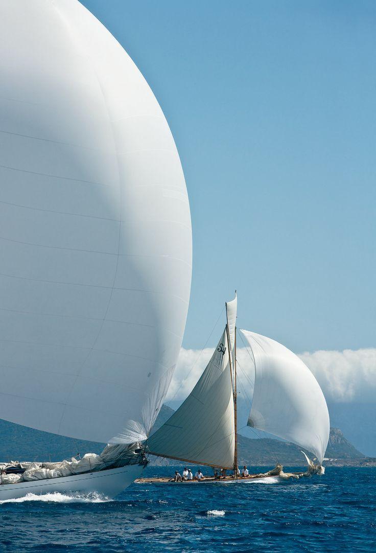 "gonautical: "" Sailboat Racing """