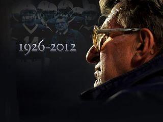 RIP Joe Paterno