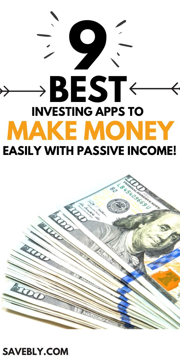 9 Top Investing Apps For Beginners Investing apps