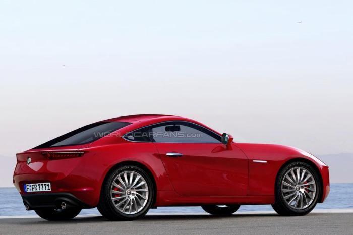 Alfa Romeo GTV is back!
