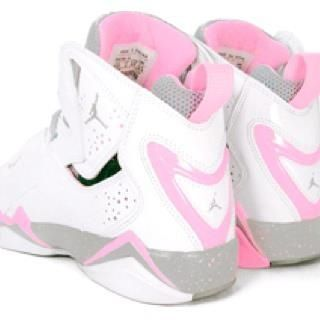 Pink Air Jordan's I HAVE THESE