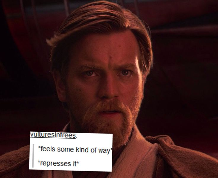 Obi Wan is honest to god my soul mate, now I just need to live in the desert by myself the rest of my life