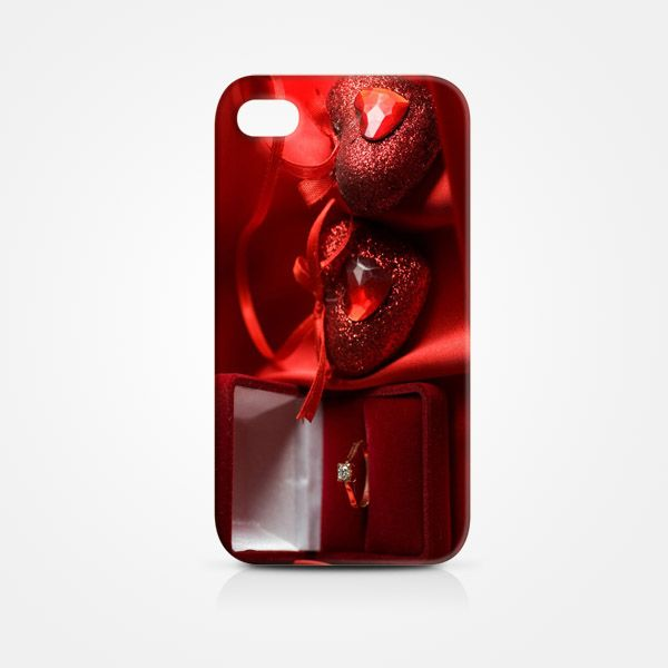 Iphone4 Hardcase 3D, cincin