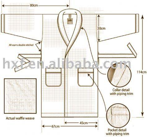 pinterest bata de baño mujer - Buscar con Google