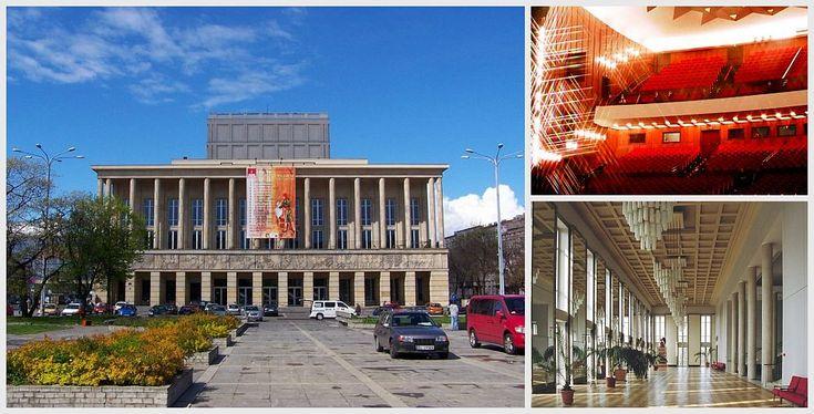 Teatr Wielki w Łodzi  #łódź #salekonferencyjne #największeobiektykonferencyjne http://www.konferencje.pl/artykuly/art,776,10-najwiekszych-obiektow-konferencyjnych-w-wojewodztwie-lodzkim.html