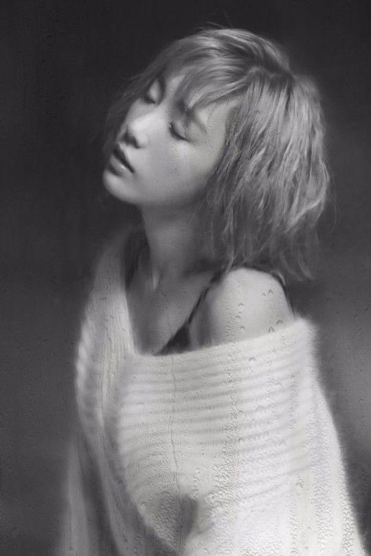Taeyeon - Rain teaser