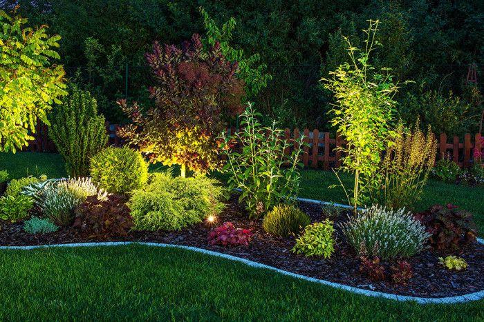Skapa gärna blickpunkter i trädgården. Foto: Shutterstock
