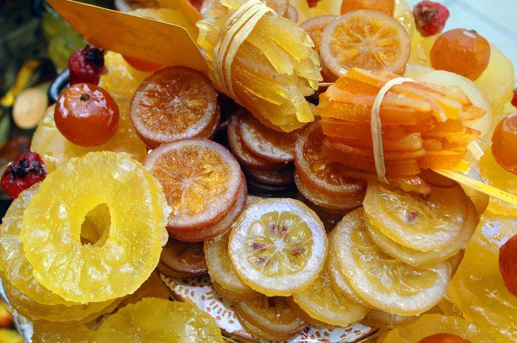 Fruits confits : trucs, astuces et recetets pour faire ses fruits confits maison !