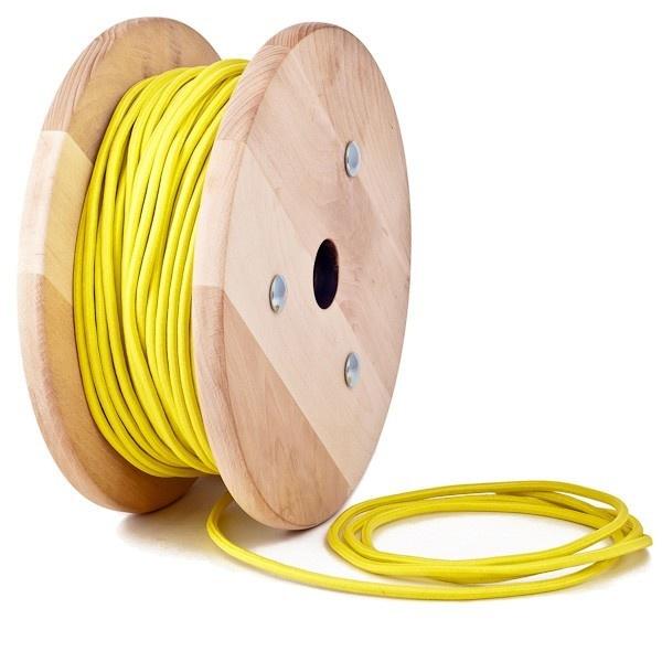 Metros Cable Textil Color en ReallyNiceThings.es