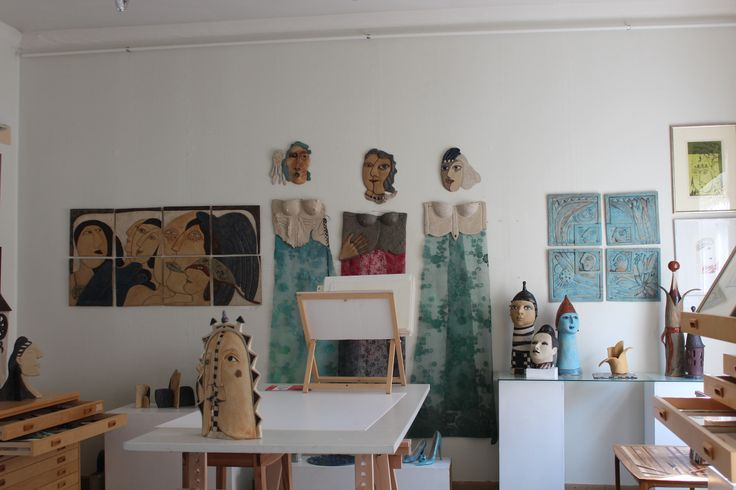 Ceramic Art Studio/gallery