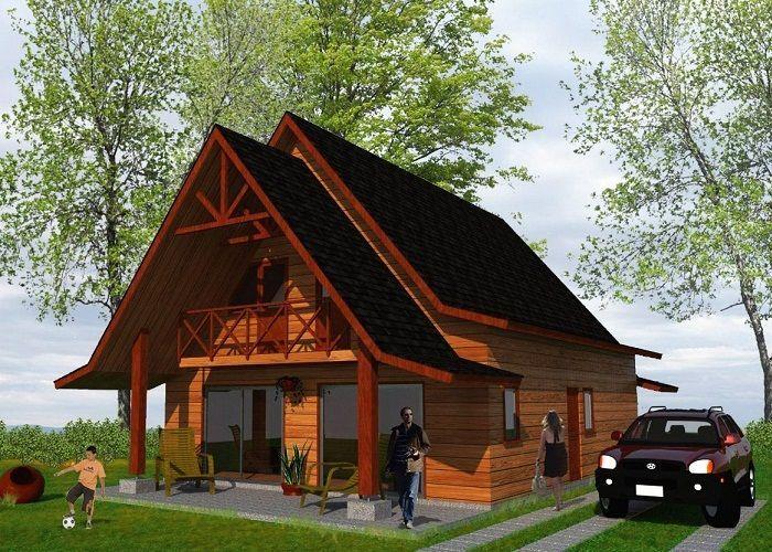 :: CASUR :: - Casas Prefabricadas Modelo Collen