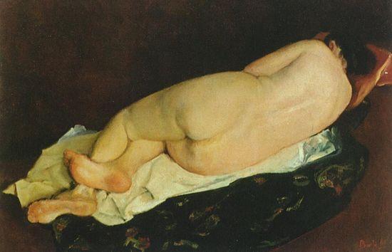 C.Baba, Nud