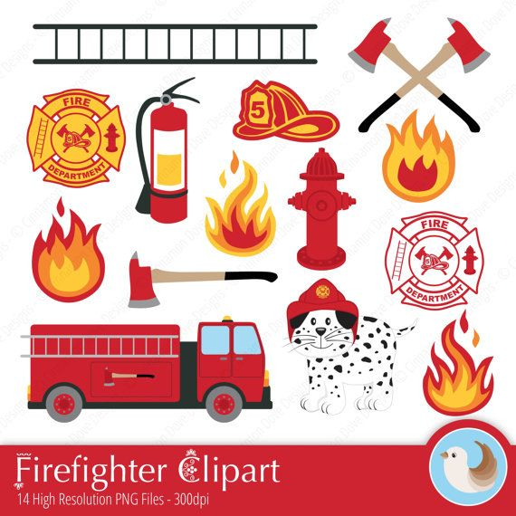 1000+ ideas about Firefighter Clipart on Pinterest | Clipart ...