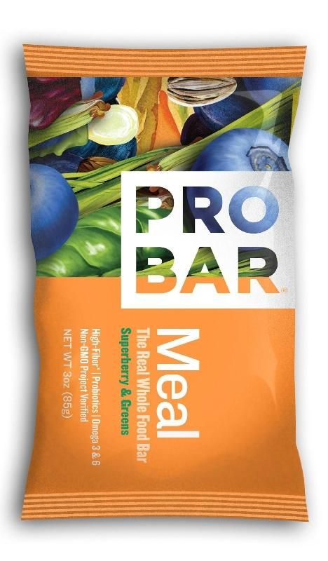 Pro Bar Meal #Packaging #Design
