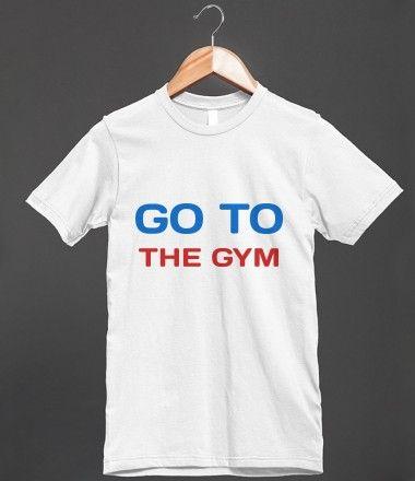Go to gym