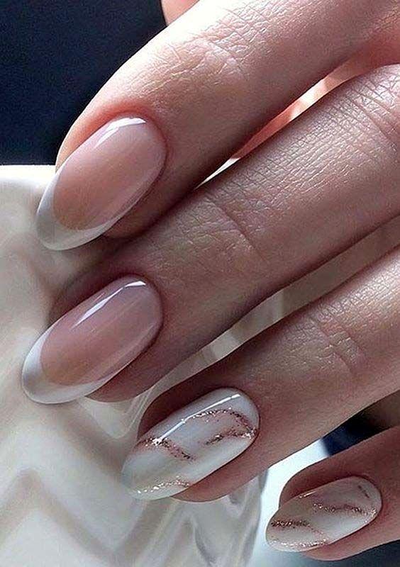 Nail Art Designs for Brides #brides #designs, 2019