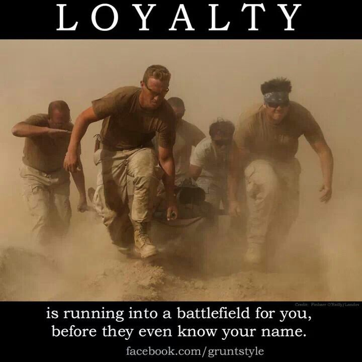 Army Loyalty Quotes. QuotesGram