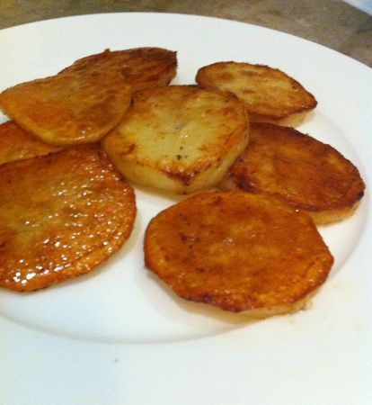 Not every recipe of potatoes is good for weight loss - add healthy potatoes to your meal! Recipe inside