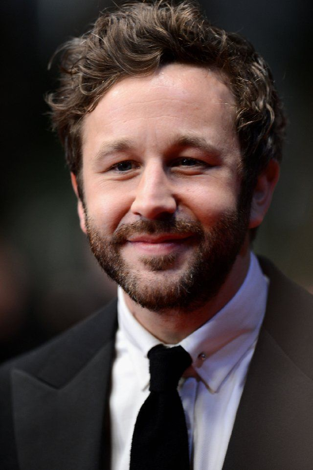 Chris O'Dowd....there's something adorable about him!