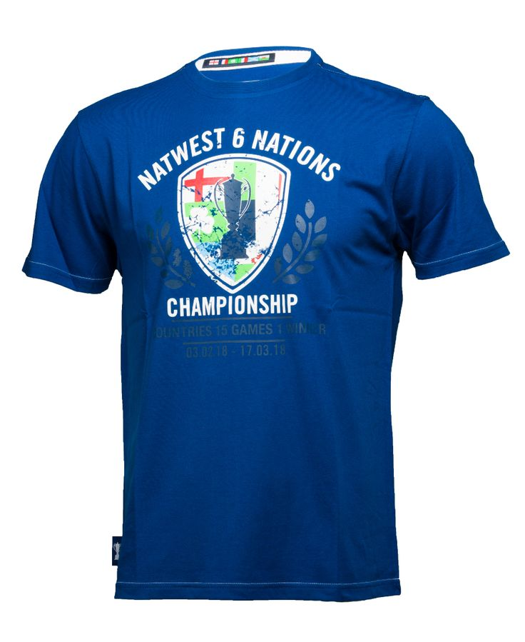 Official #NATWEST6Nations Rugby Kids Trophy T-Shirt #rugby #6nations