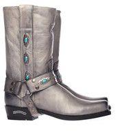 Grijze Sendra laarzen 11497 boots