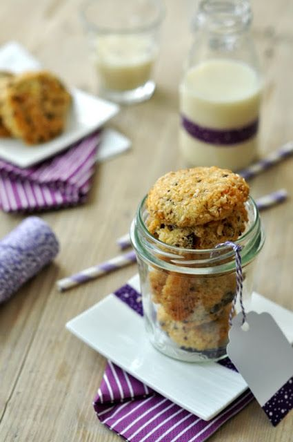 Kókuszos keksz (tej, cukor és gluténmentes) | Csak a Puffin