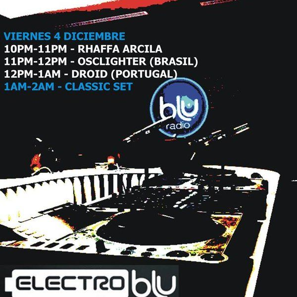 "Check out ""DROID@ElectroBlu Radio Show"" by DROID on Mixcloud"