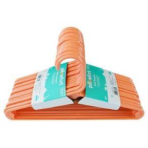 18 pk Peach Kids Hanger - Pillowfort™ : Target