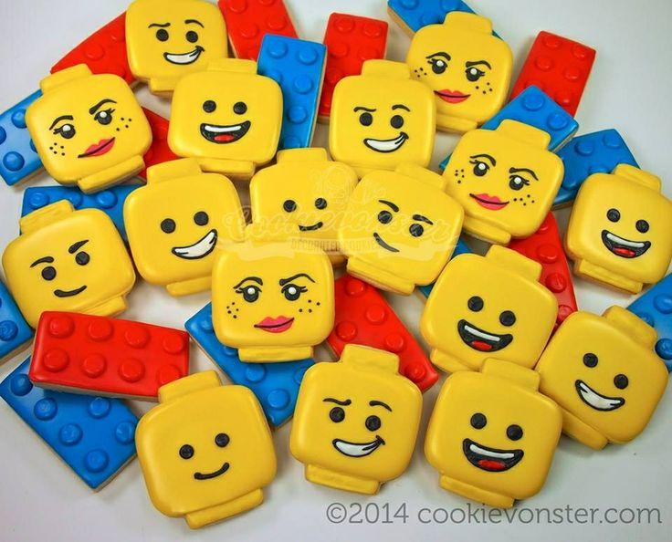 Lego Cookies- cookievonster