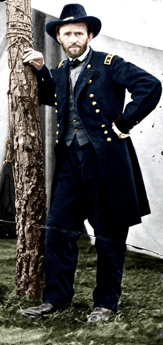 General Ulysses S. Grant - the south could use another visit…