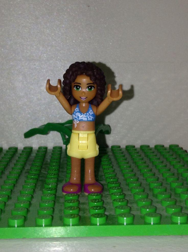Lego Friends Figure Andrea