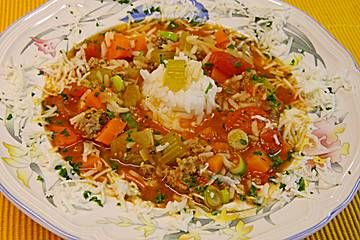 Toskanischer Reistopf