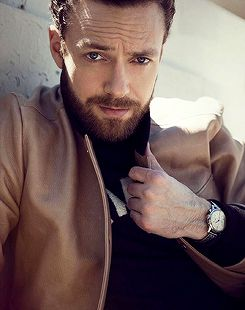 Ross Marquand for Bello Magazine