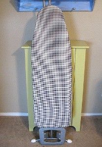 Easy Peasy Ironing Board Cover | FaveQuilts.com