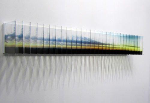 Nobuhiro Nakanishi's Layered Drawings