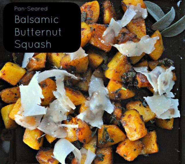 Balsamic Butternut