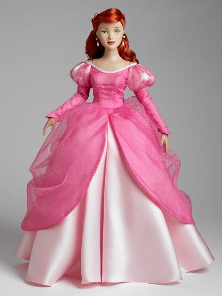 my favorite Diensy Princess!!  Ariel by Tonner Doll