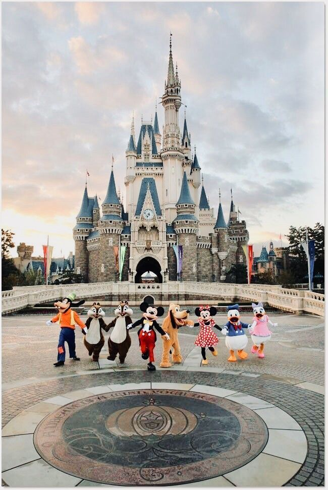 Disney World Schloss Mickey Mouse ♥ – #Disney #Mickey #Mouse #Schloss #World -…