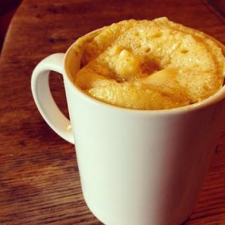 Recipe: Microwave Pancake in a Mug | Jaime Dinner Table [Lyon Edition]