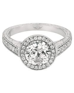 FlyerFit By Martin Flyer Engagement Ring And Wedding