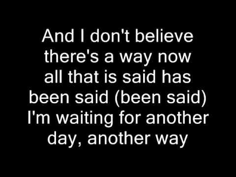 Sum 41 - Blood In My Eyes  (With Lyrics)