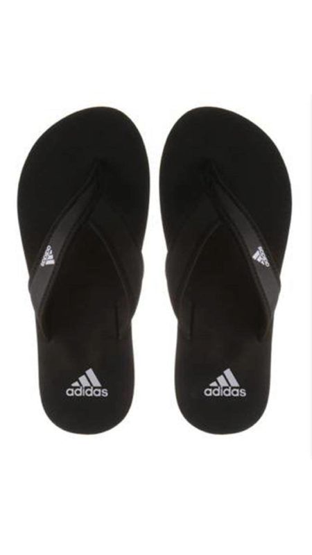 Buy Adidas Men's Adi Rio Black Slippers & Flip Flops Online at Low Prices in India - Paytmmall.com | @giftryapp
