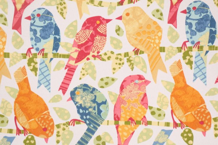 Richloom Ash Hill Printed Poly Outdoor Fabric in Garden $8.95 per yard