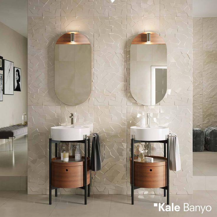 Küçük hacimli banyolarda kendine kolayca yer edinebilen Icon Mini serisi, minimalist ve ikonik tasarımıyla banyolarda modern yaşam tarzına uygun bir ambiyans yaratıyor! #Kale #banyo #tasarım #bathroom #bathroomidea #dekorasyon #dekorasyonönerileri #decorationidea #modern #modernbathroom #moderndecor #modernevler