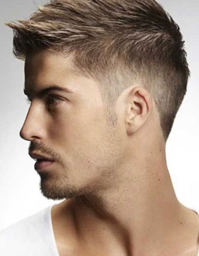Pin On C Mens Hairstyles