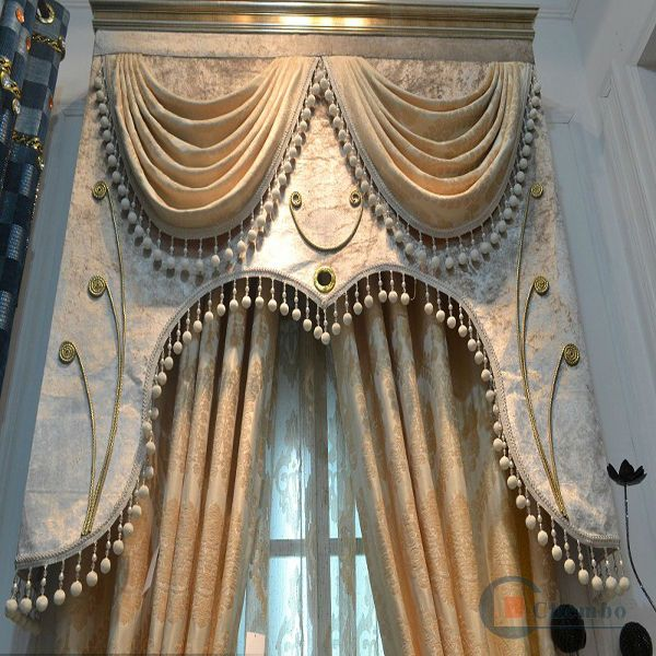 Fancy Simple Curtain Design Curtains Pinterest