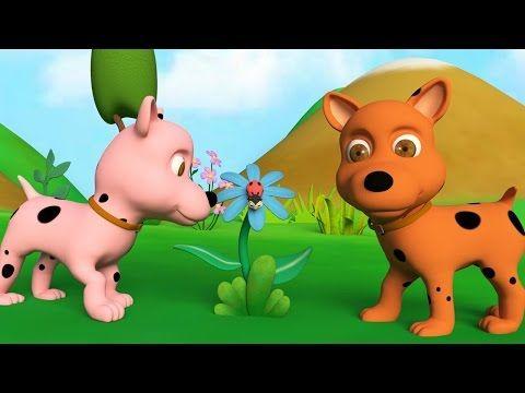 Pieski Małe Dwa - Piosenki Dla Dzieci .tv - YouTube